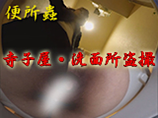 ヤリマンのオマンコ:寺子屋・洗面所盗SATU:おまんこパイパン