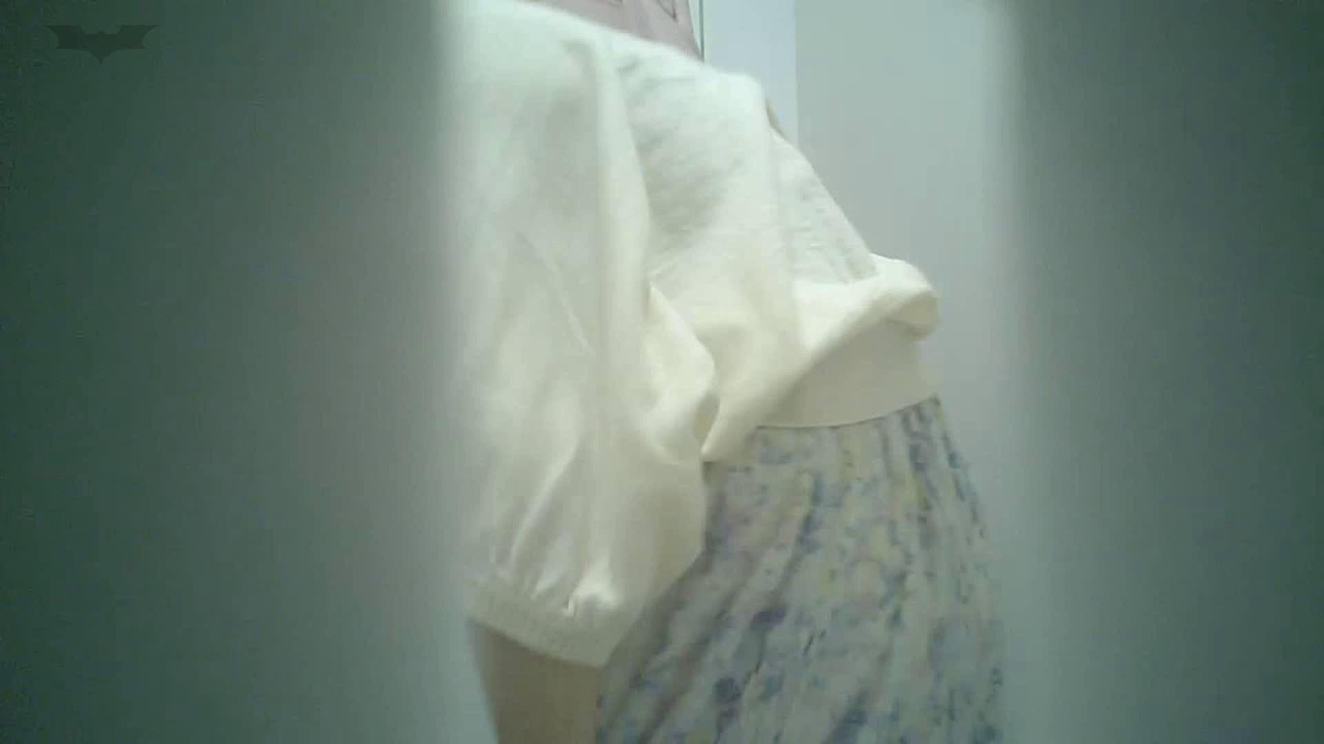 ヤリマンのオマンコ:有名大学女性洗面所 vol.40 ??おまじない的な動きをする子がいます。:怪盗ジョーカー