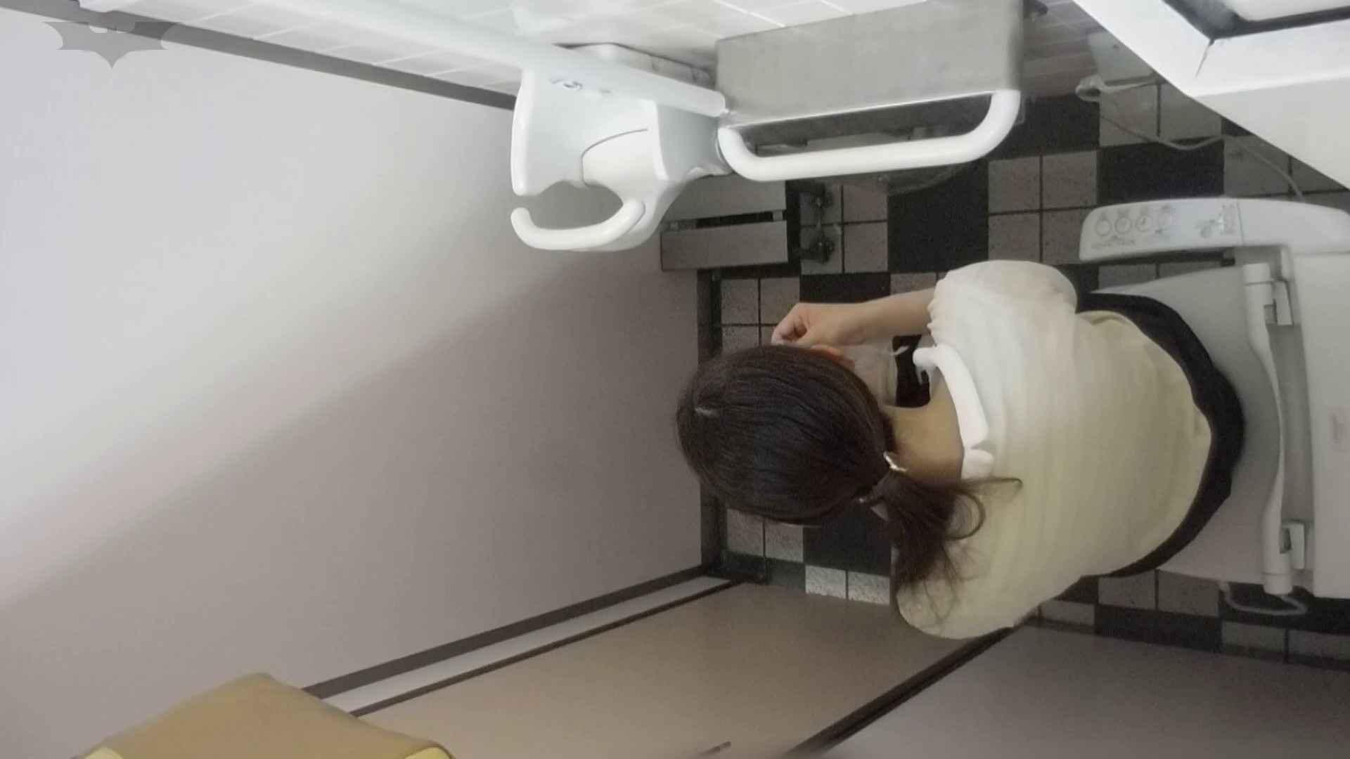 ヤリマンのオマンコ:化粧室絵巻 駅舎編 VOL.20 今回は・・・ファッ!!:怪盗ジョーカー