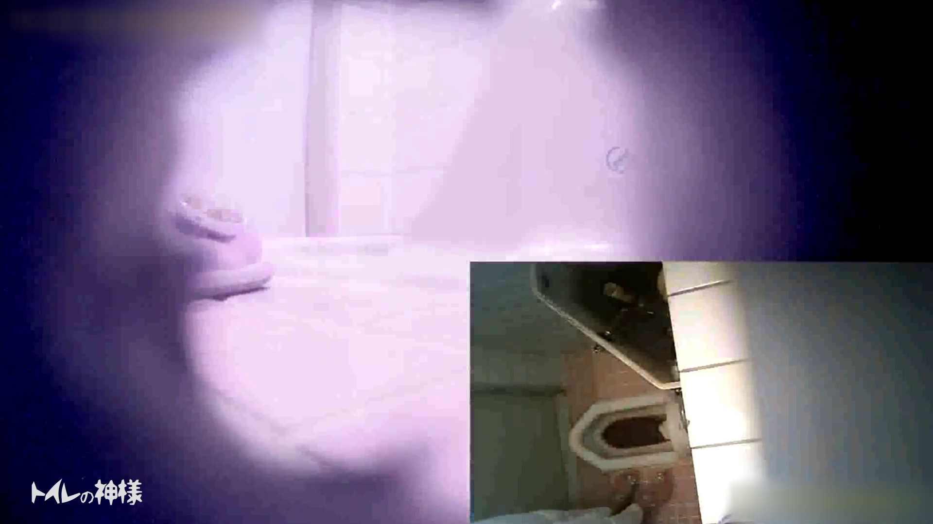 ヤリマンのオマンコ:トイレの神様 Vol.10:怪盗ジョーカー