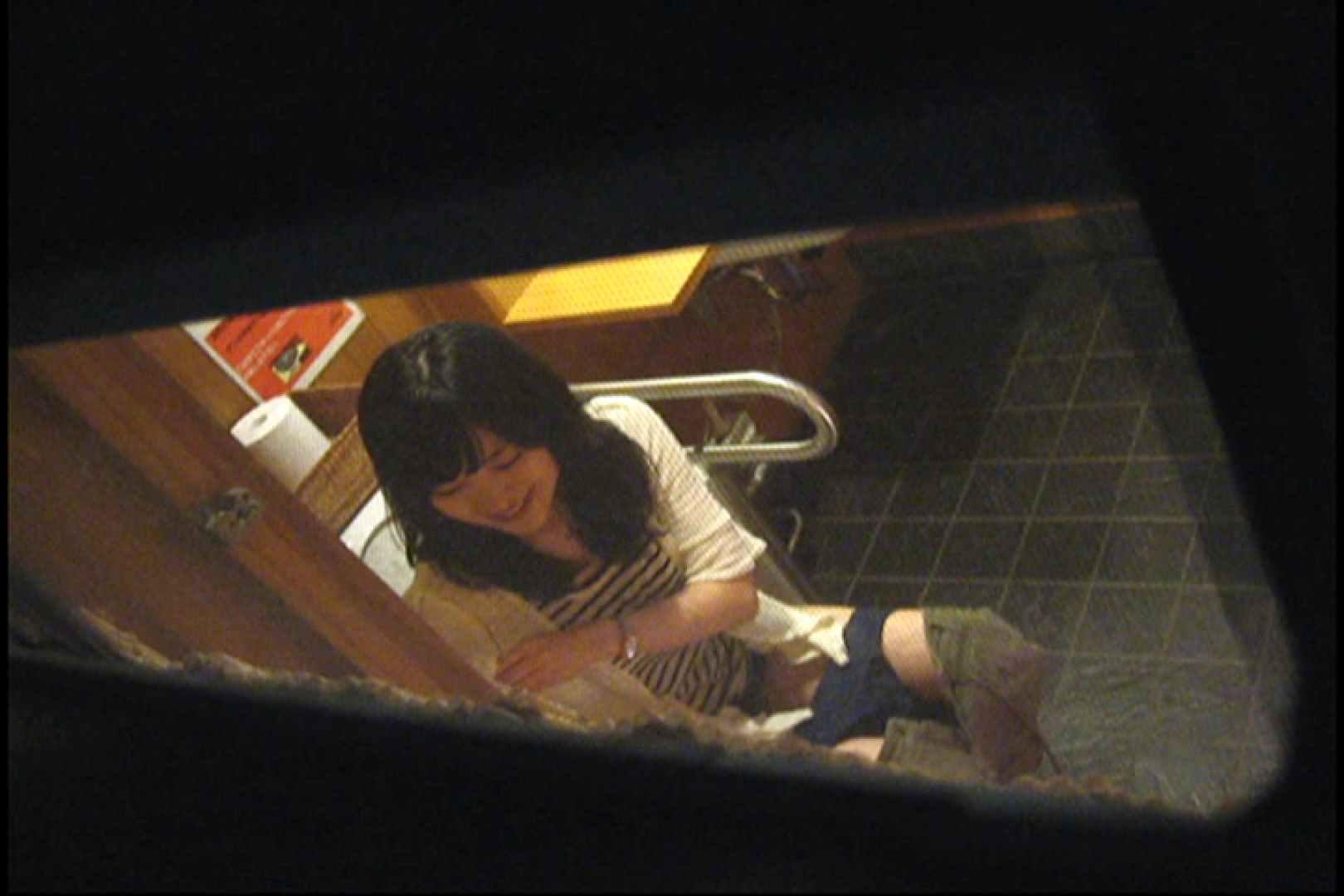 ヤリマンのオマンコ:No.4 美人の洋式kawaya内での様子を観察!:怪盗ジョーカー