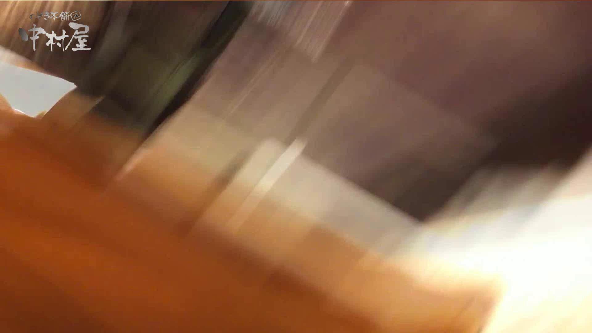 ヤリマンのオマンコ:vol.83 美人アパレル胸チラ&パンチラ 赤Tバック店員さんいらっしゃい:のぞき本舗 中村屋