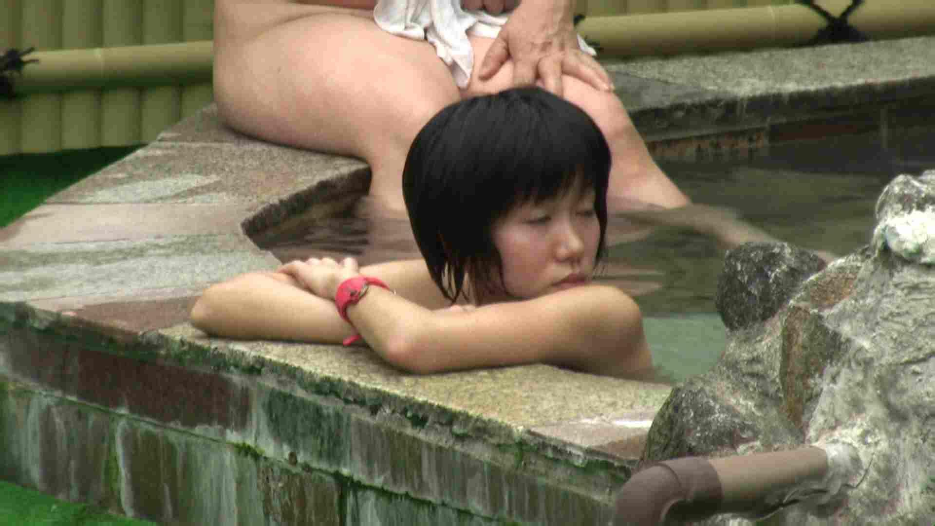 ヤリマンのオマンコ:Aquaな露天風呂Vol.37【VIP】:のぞき本舗 中村屋