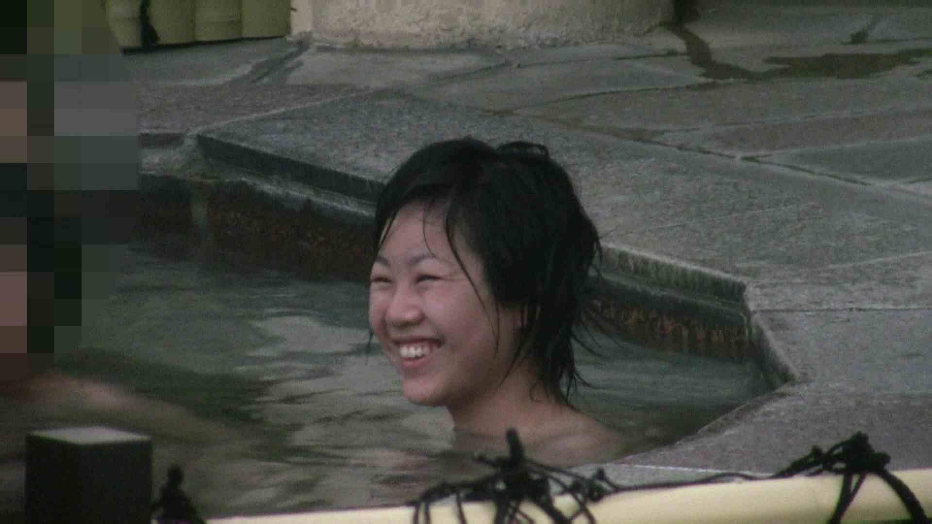 ヤリマンのオマンコ:Aquaな露天風呂Vol.52【VIP限定】:のぞき本舗 中村屋