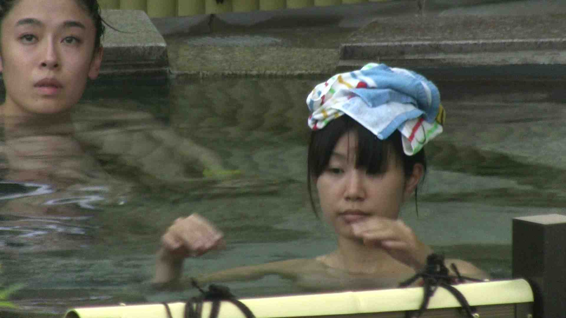 ヤリマンのオマンコ:Aquaな露天風呂Vol.165:のぞき本舗 中村屋