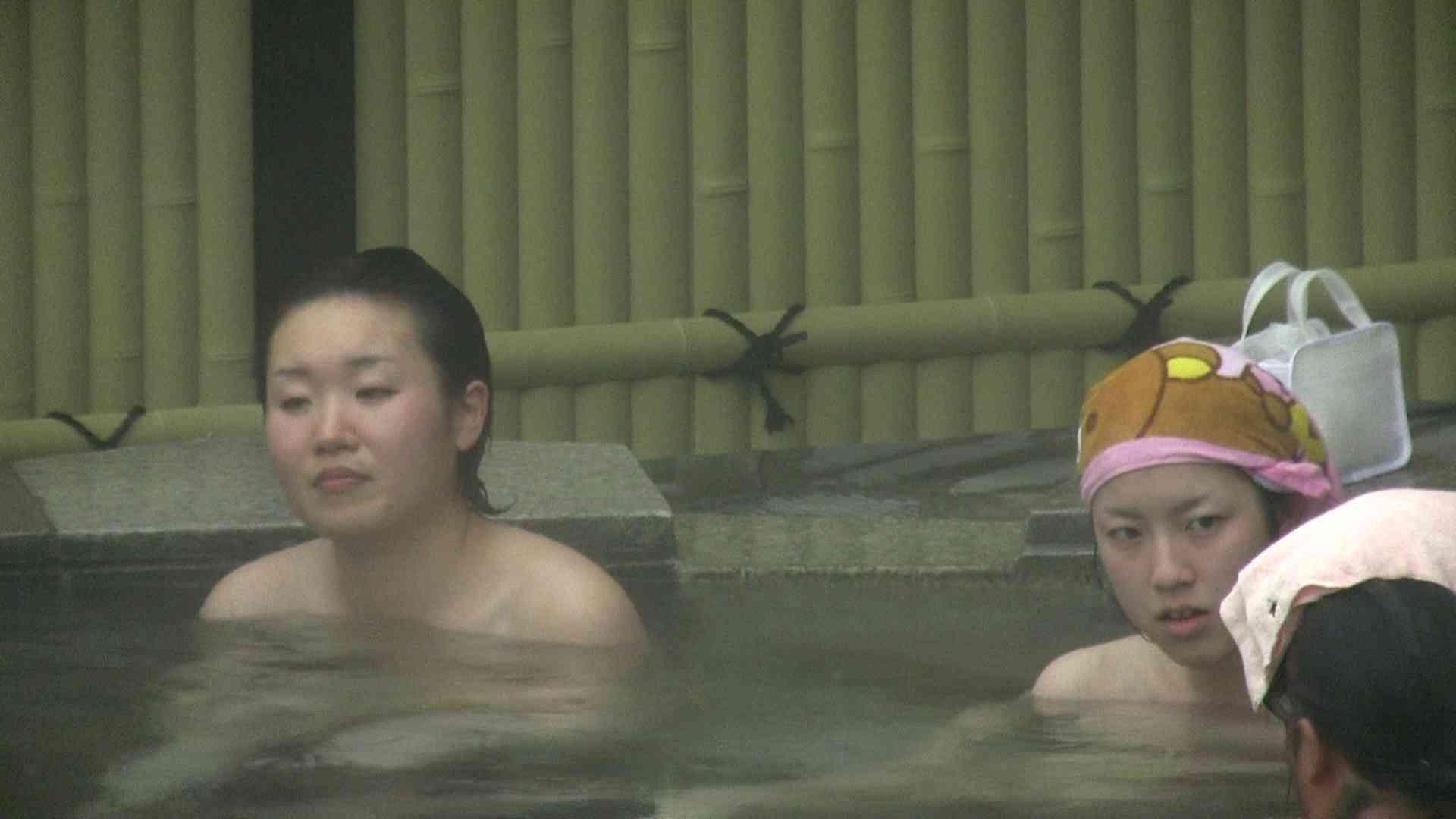 ヤリマンのオマンコ:Aquaな露天風呂Vol.171:のぞき本舗 中村屋