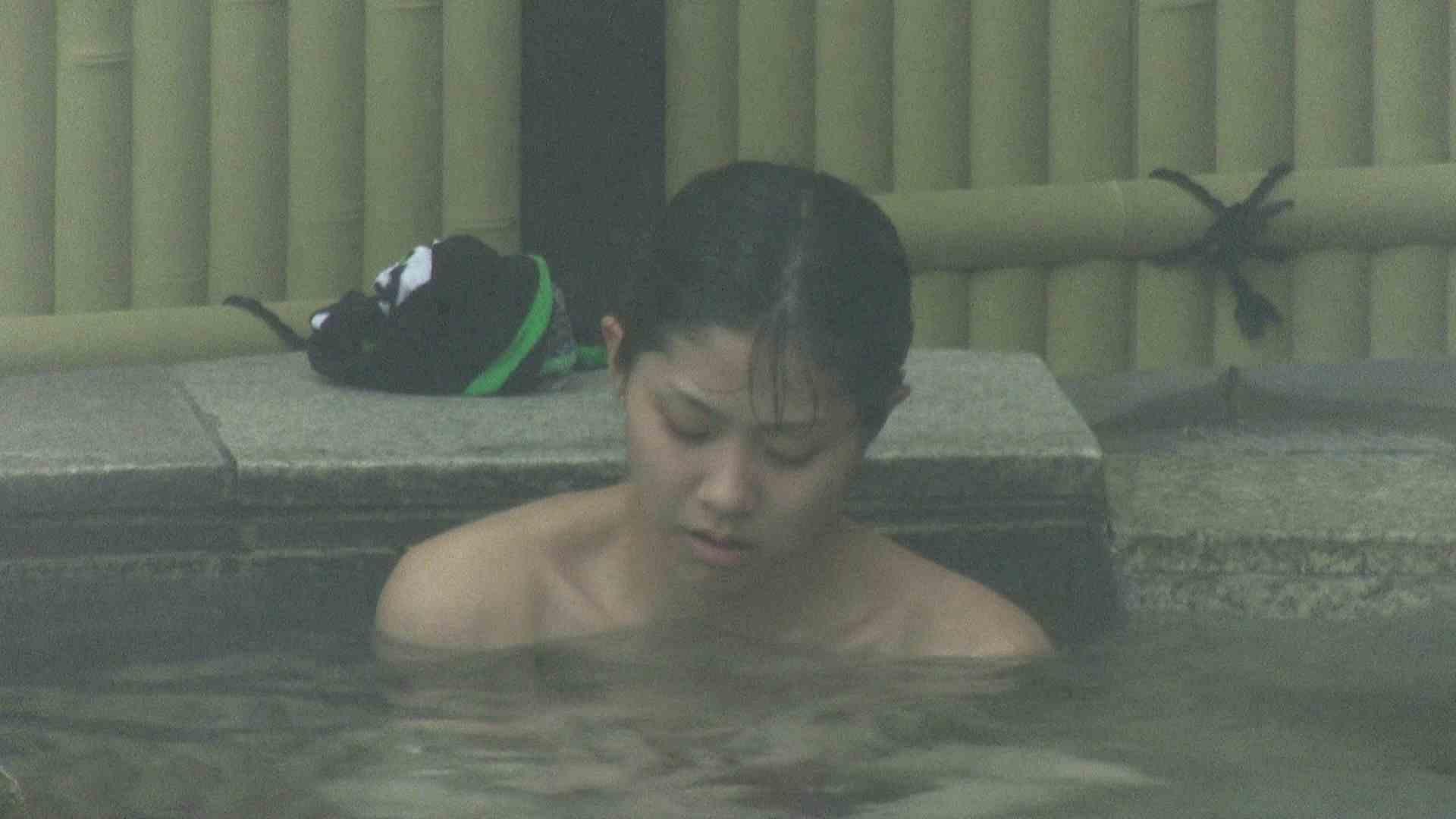 ヤリマンのオマンコ:Aquaな露天風呂Vol.174:のぞき本舗 中村屋