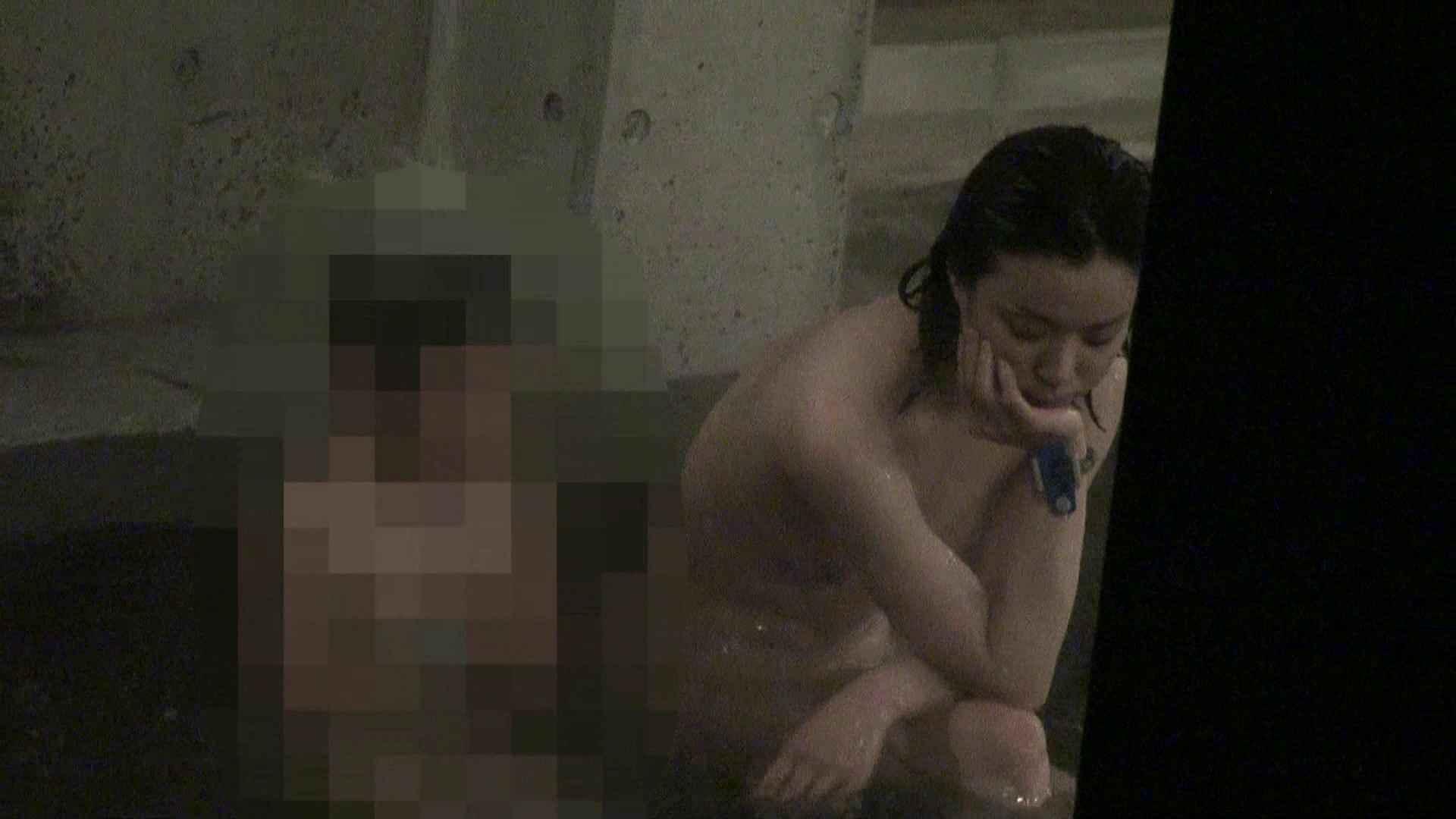 ヤリマンのオマンコ:Aquaな露天風呂Vol.372:のぞき本舗 中村屋