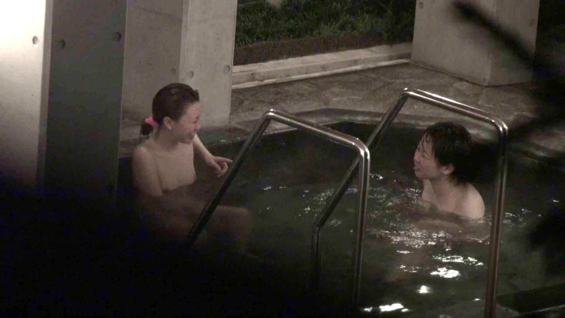 ヤリマンのオマンコ:Aquaな露天風呂Vol.394:のぞき本舗 中村屋