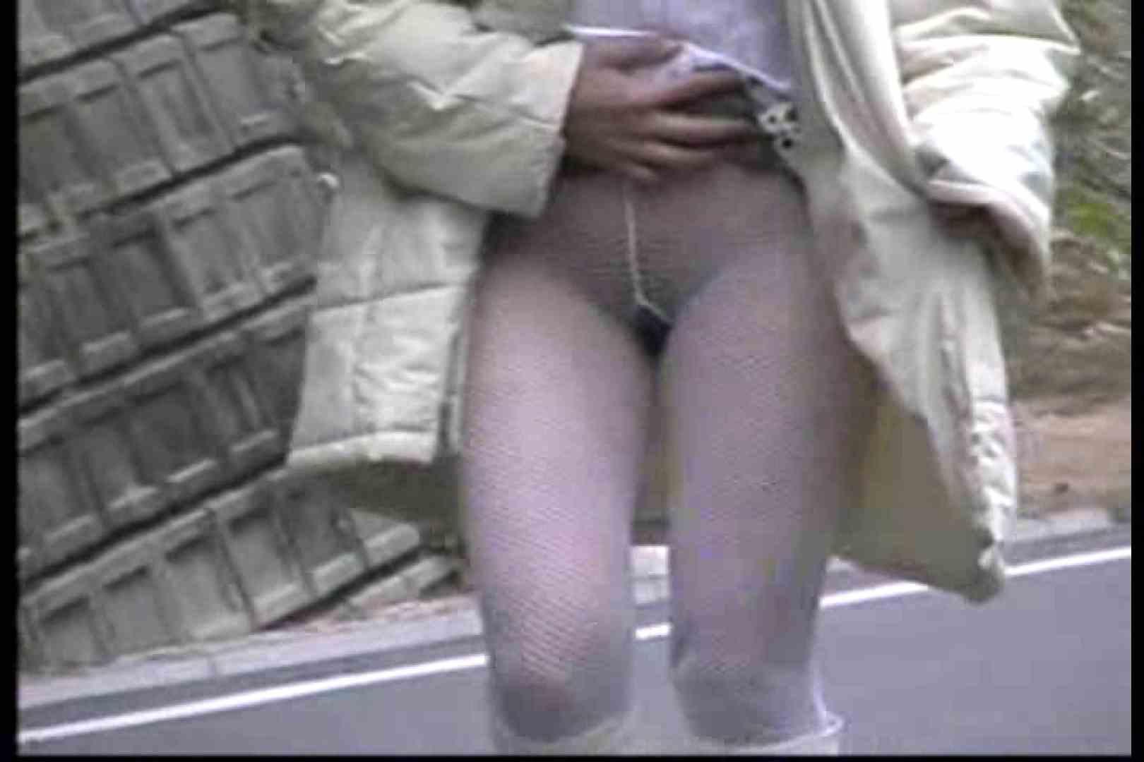 美熟女の野外露出プレイ2 熟女のエッチ  66pic 56