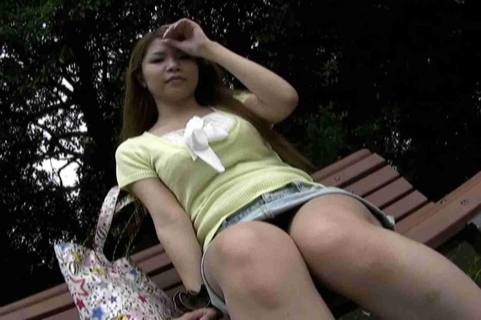 ハイビジョンパンチラ オッテQさんの追跡パンチラ階段編Vol.02 盗撮 オマンコ無修正動画無料 85pic 15