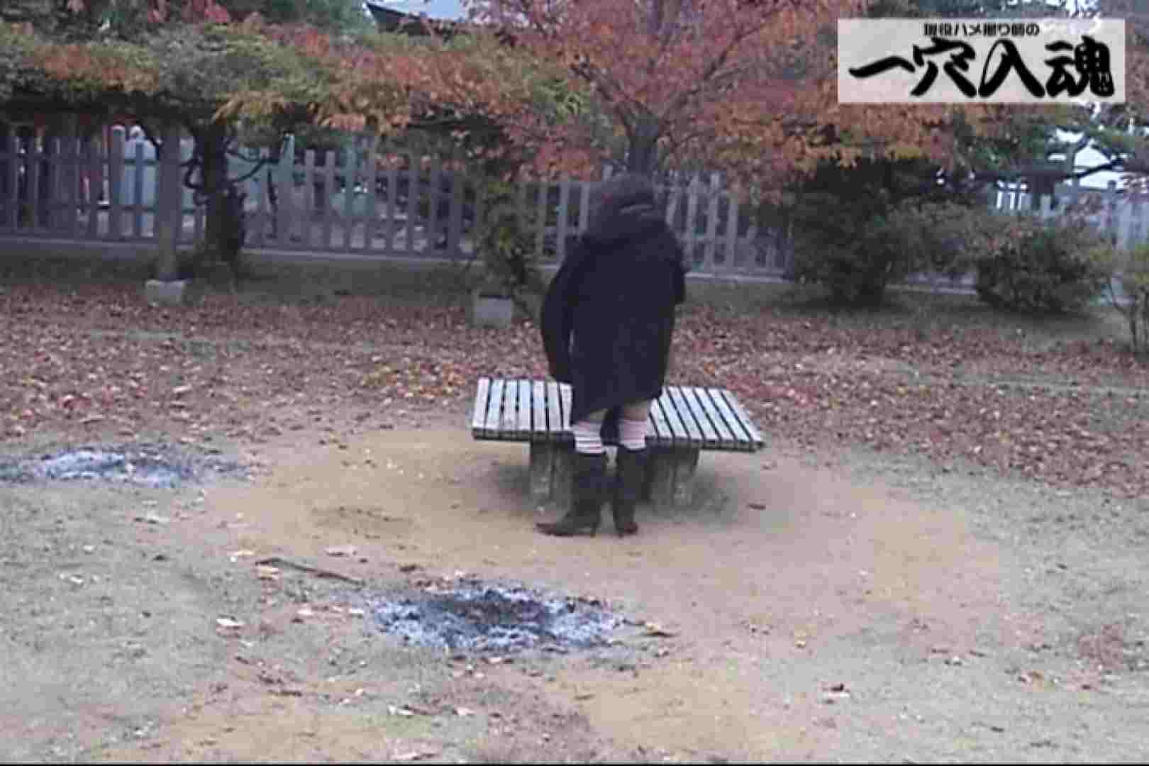 一穴入魂 野外露出撮影編 ハプニング  106pic 15