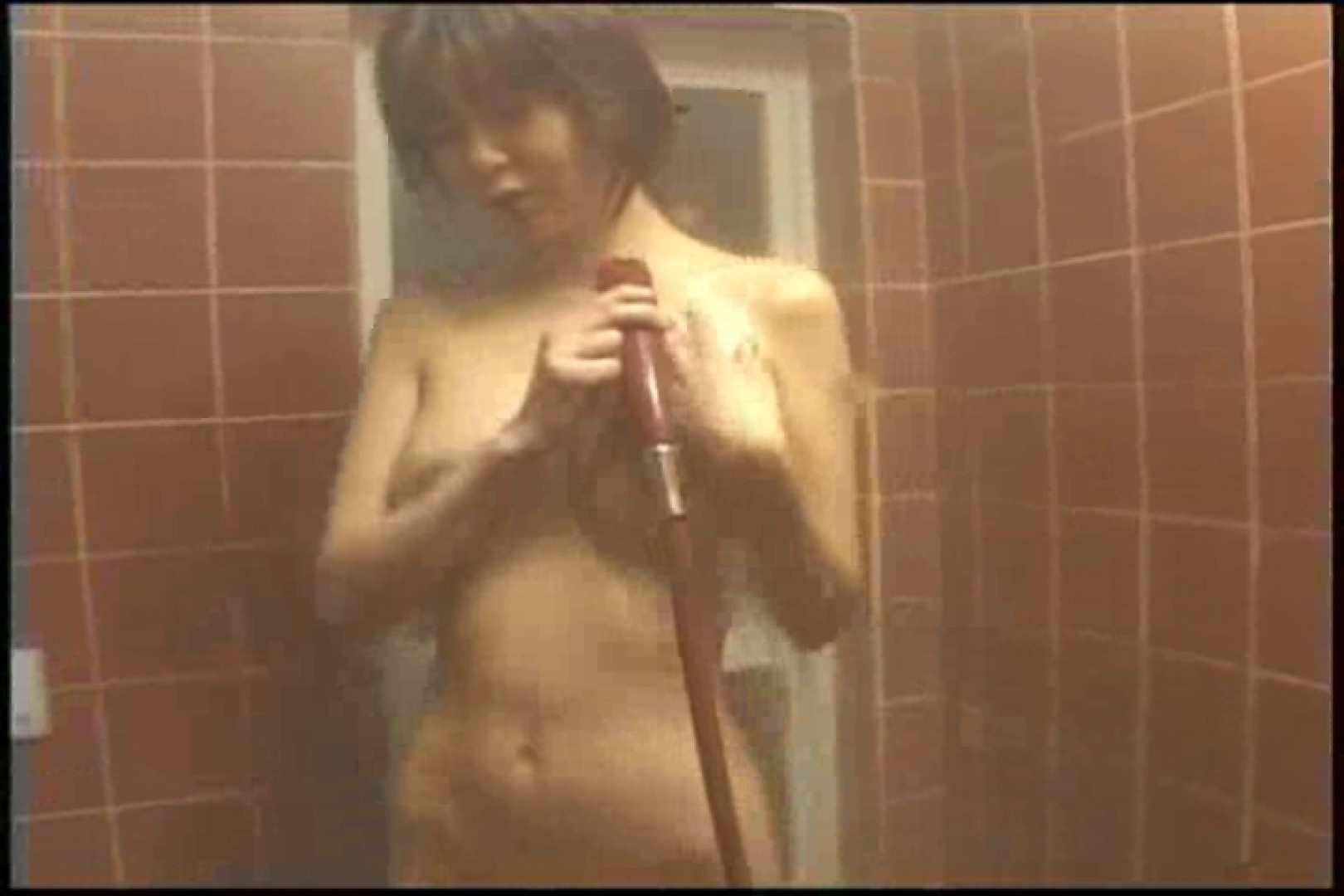 自慰行為中の乳首の起ちっぷりがセクシー 早川葉子 オナニー覗き見 | シャワー  106pic 29