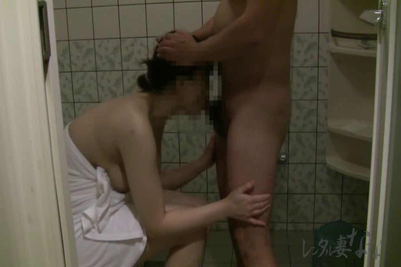 レンタル妻ななvol.5 お風呂で剃毛編 OLのエッチ  57pic 40