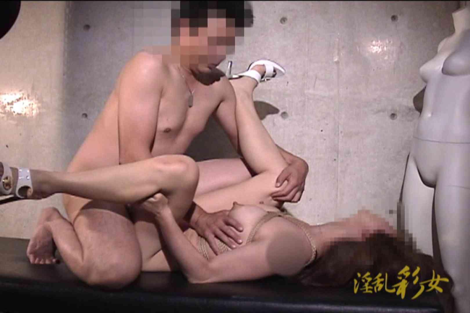 淫乱彩女 麻優里 スタジオで撮影 人妻のエッチ 盗み撮り動画 99pic 64