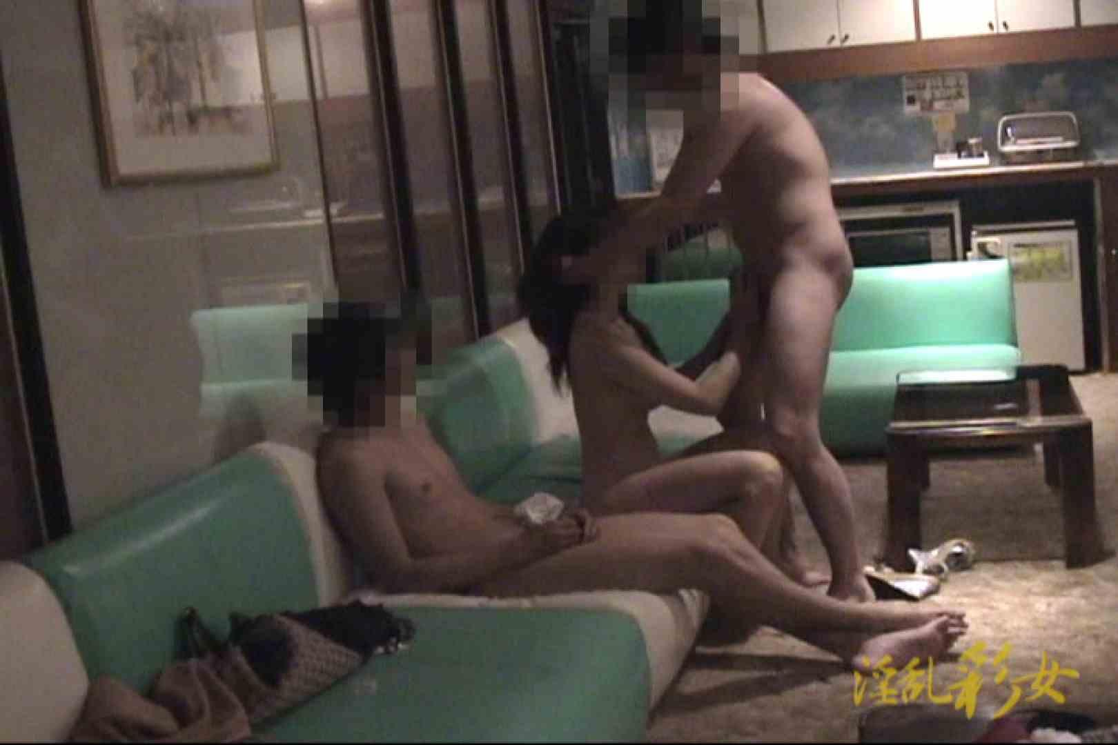 淫乱彩女 麻優里 ホテルで3P絶倫編2 ホテル | 一般投稿  94pic 71