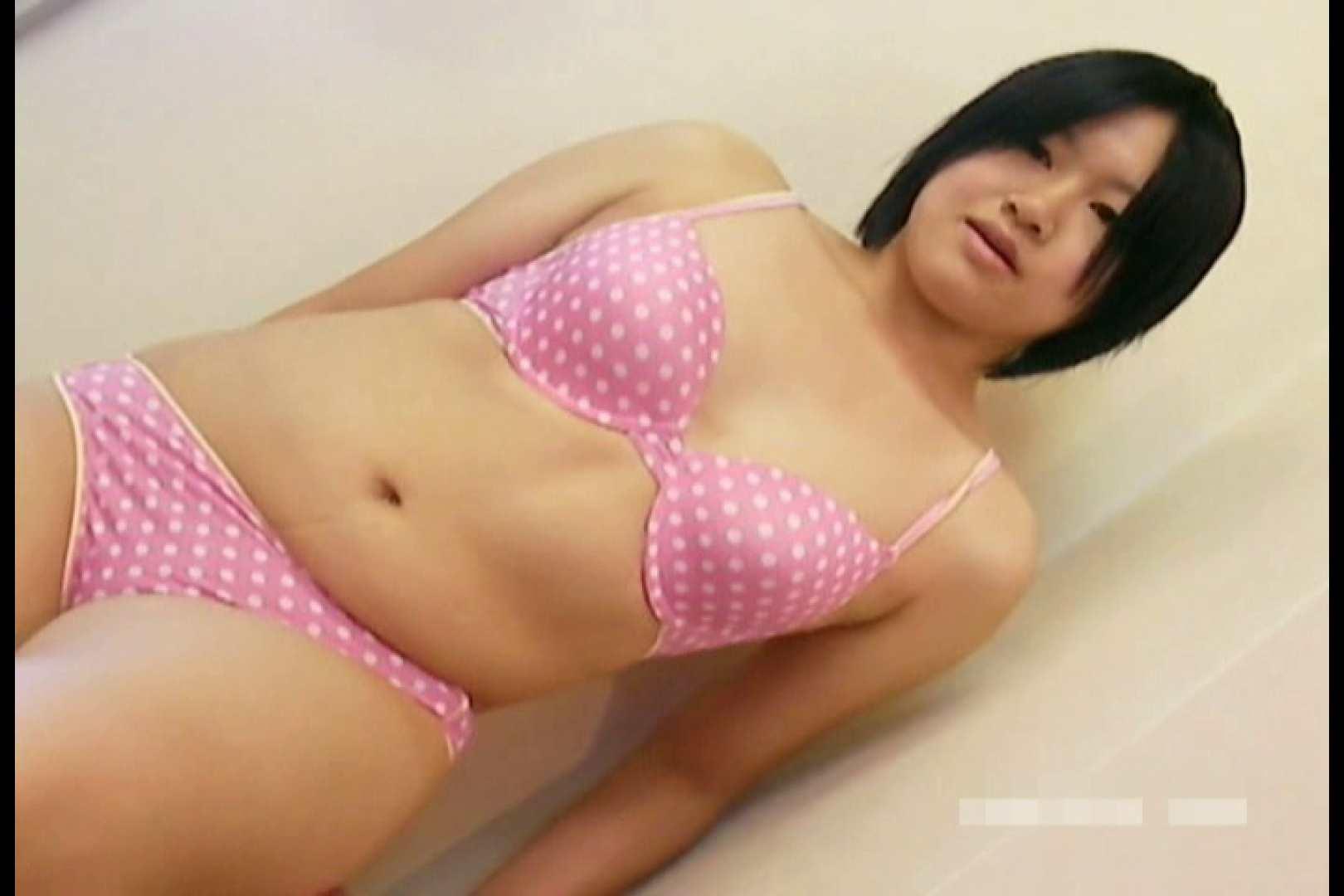 素人撮影 下着だけの撮影のはずが・・・みゆき18歳 隠撮 われめAV動画紹介 84pic 14