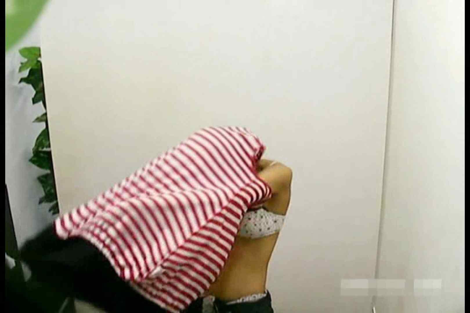 素人撮影 下着だけの撮影のはずが・・・エミちゃん18歳 丸見え AV動画キャプチャ 107pic 7