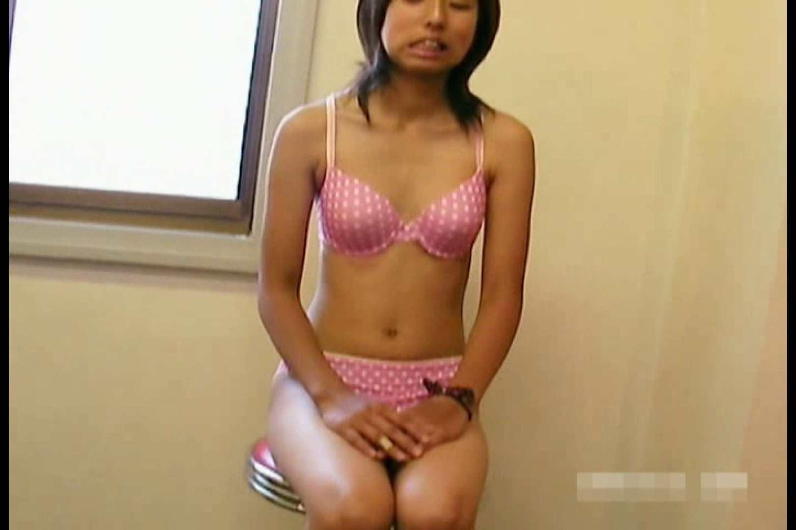 素人撮影 下着だけの撮影のはずが・・・エミちゃん18歳 素人 戯れ無修正画像 107pic 29