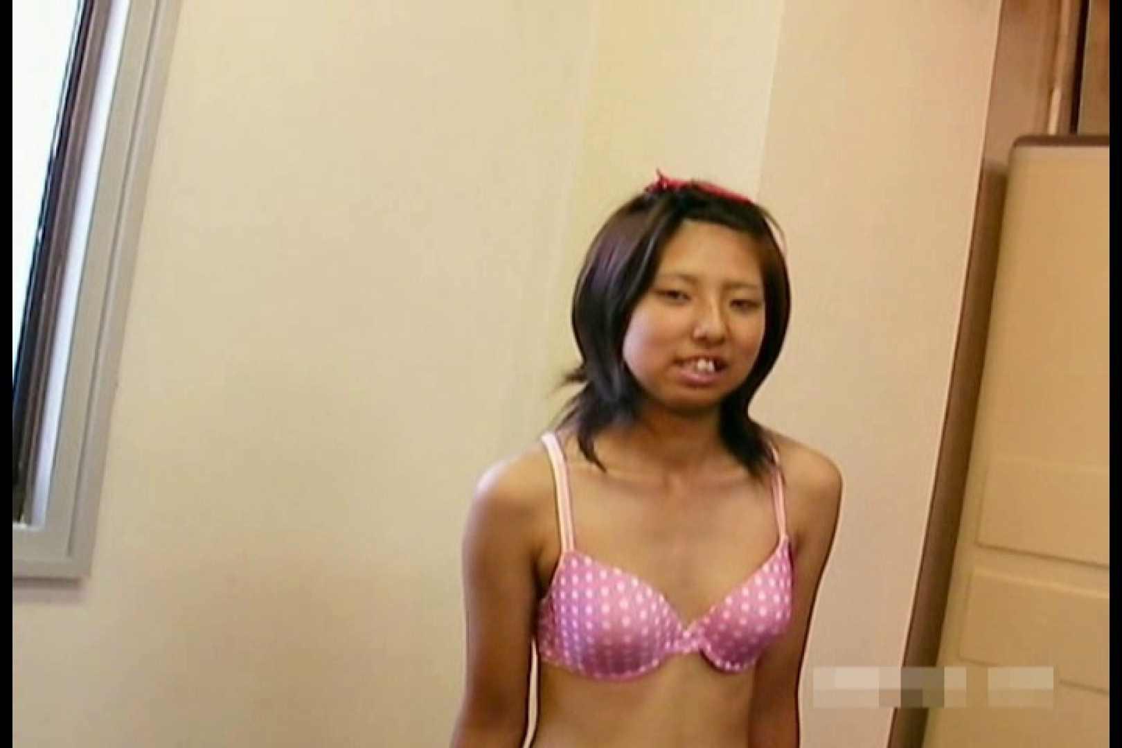 素人撮影 下着だけの撮影のはずが・・・エミちゃん18歳 可愛い乳首 すけべAV動画紹介 107pic 32