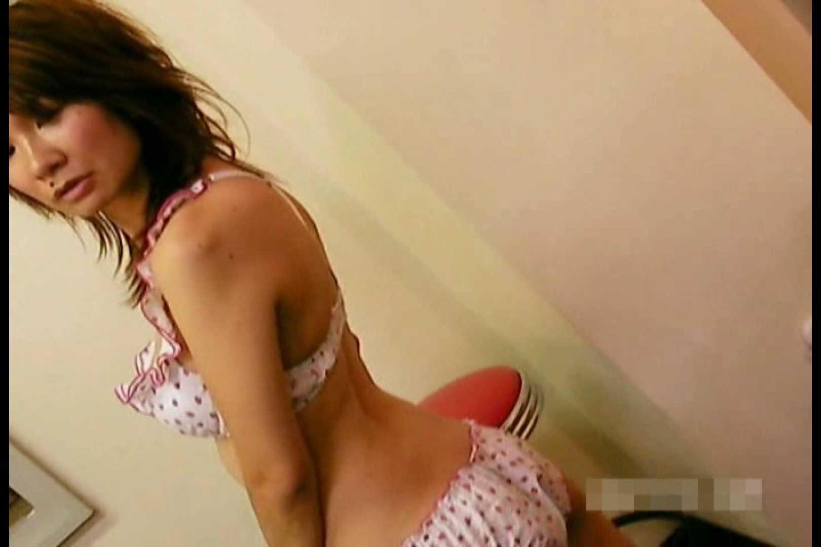 素人撮影 下着だけの撮影のはずが・・・まり25歳 細身スレンダーガール オメコ動画キャプチャ 67pic 40