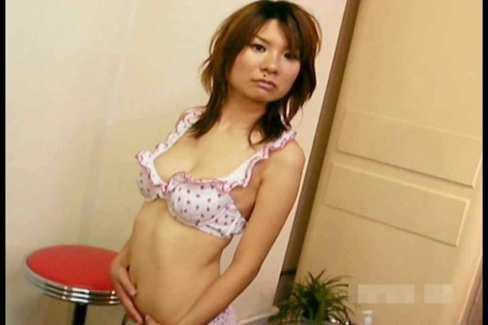 素人撮影 下着だけの撮影のはずが・・・まり25歳 おっぱい大好き  67pic 42