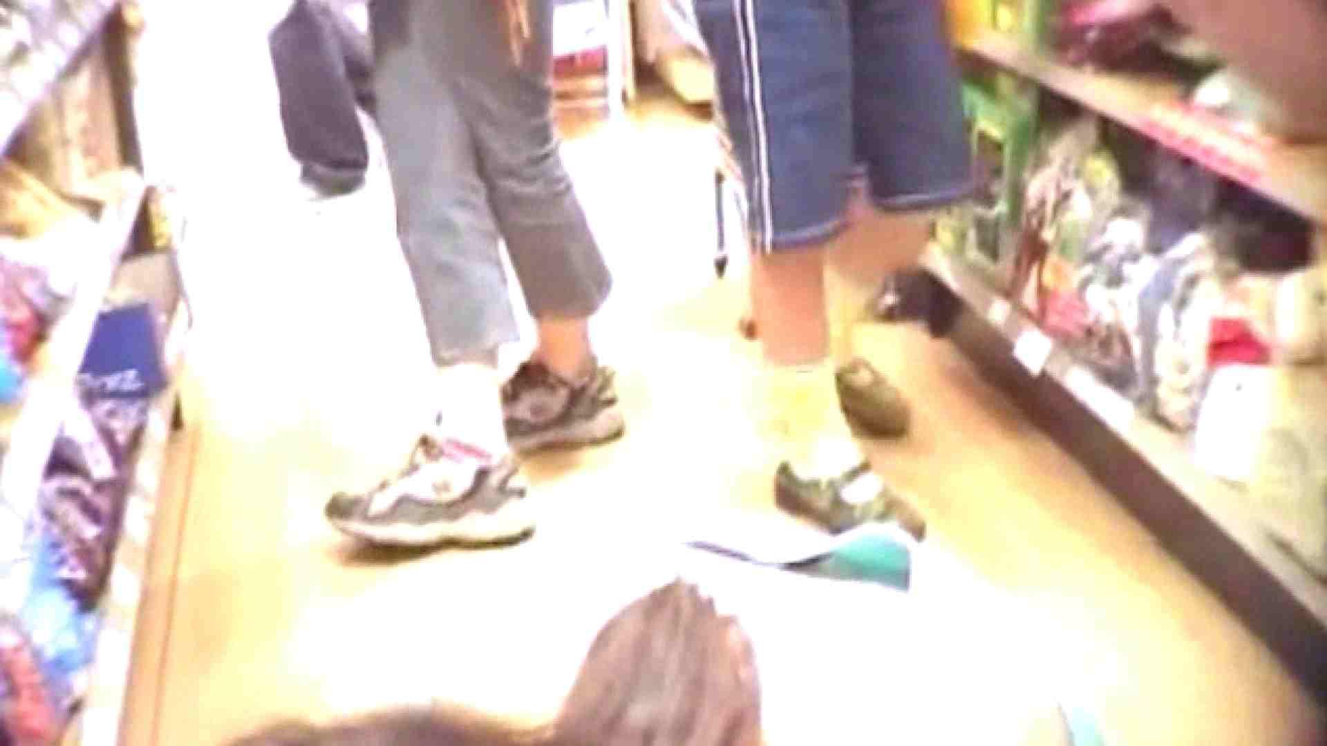 真剣に買い物中のgal達を上から下から狙います。vol.02 OLのエッチ 盗撮動画紹介 63pic 32