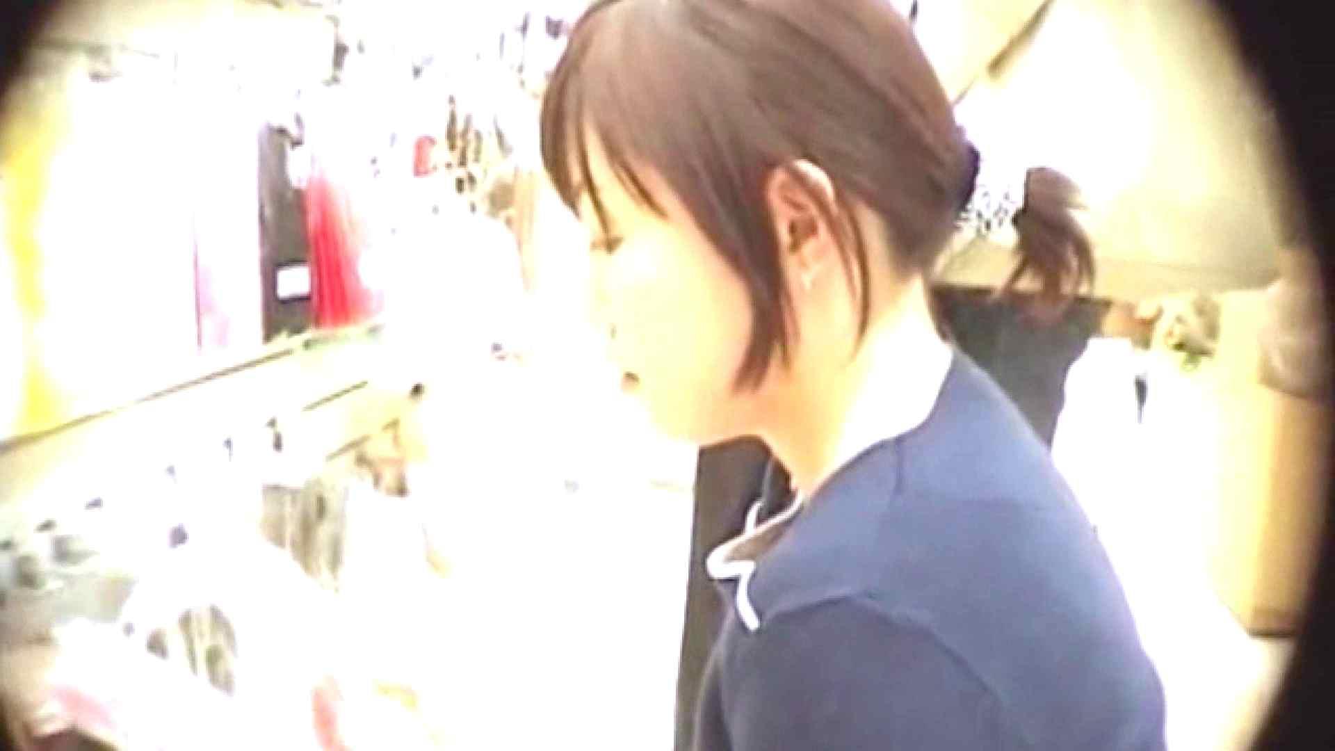 真剣に買い物中のgal達を上から下から狙います。vol.03 JK ワレメ動画紹介 110pic 24