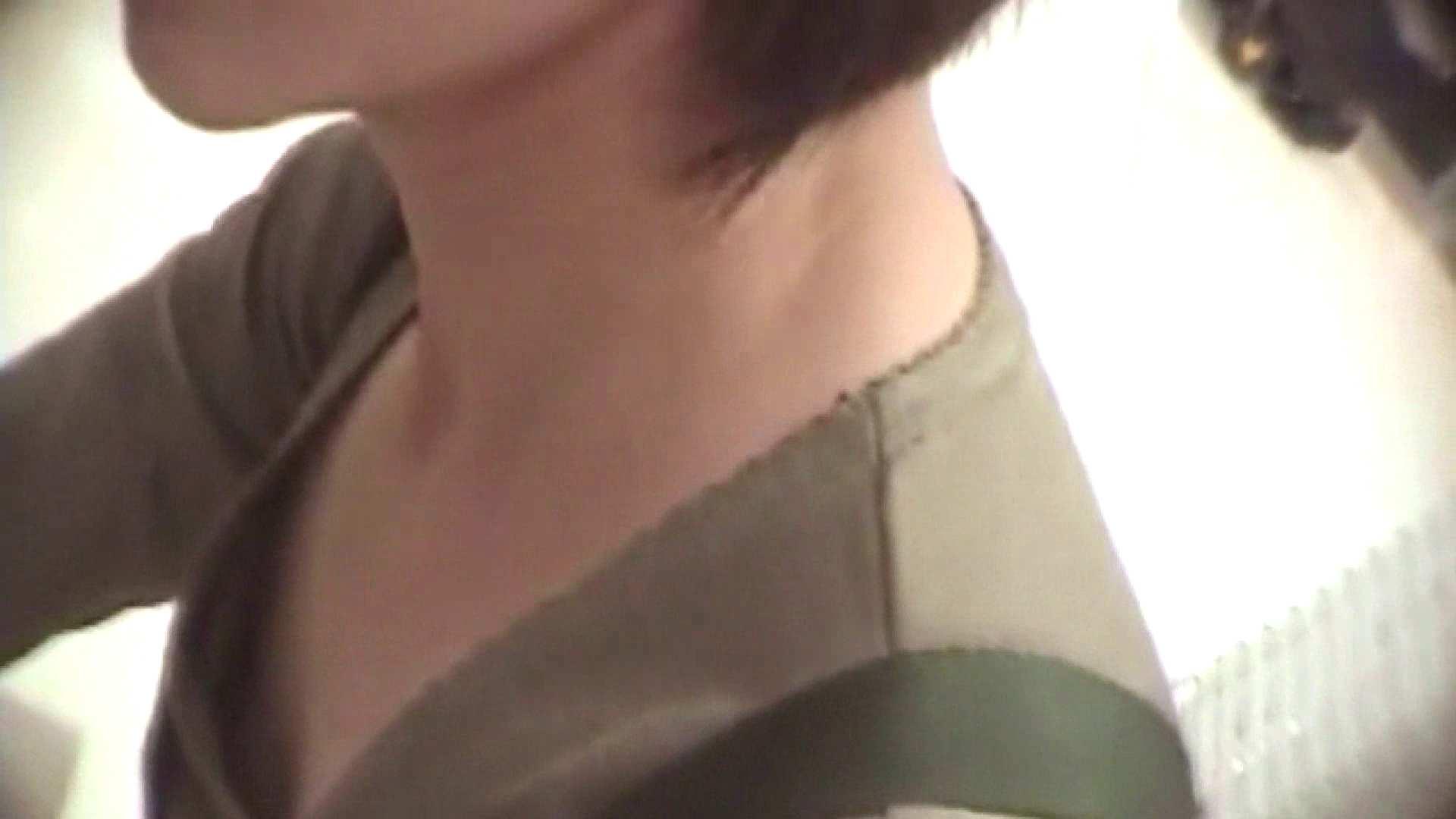 真剣に買い物中のgal達を上から下から狙います。vol.06 フェチ AV動画キャプチャ 102pic 16
