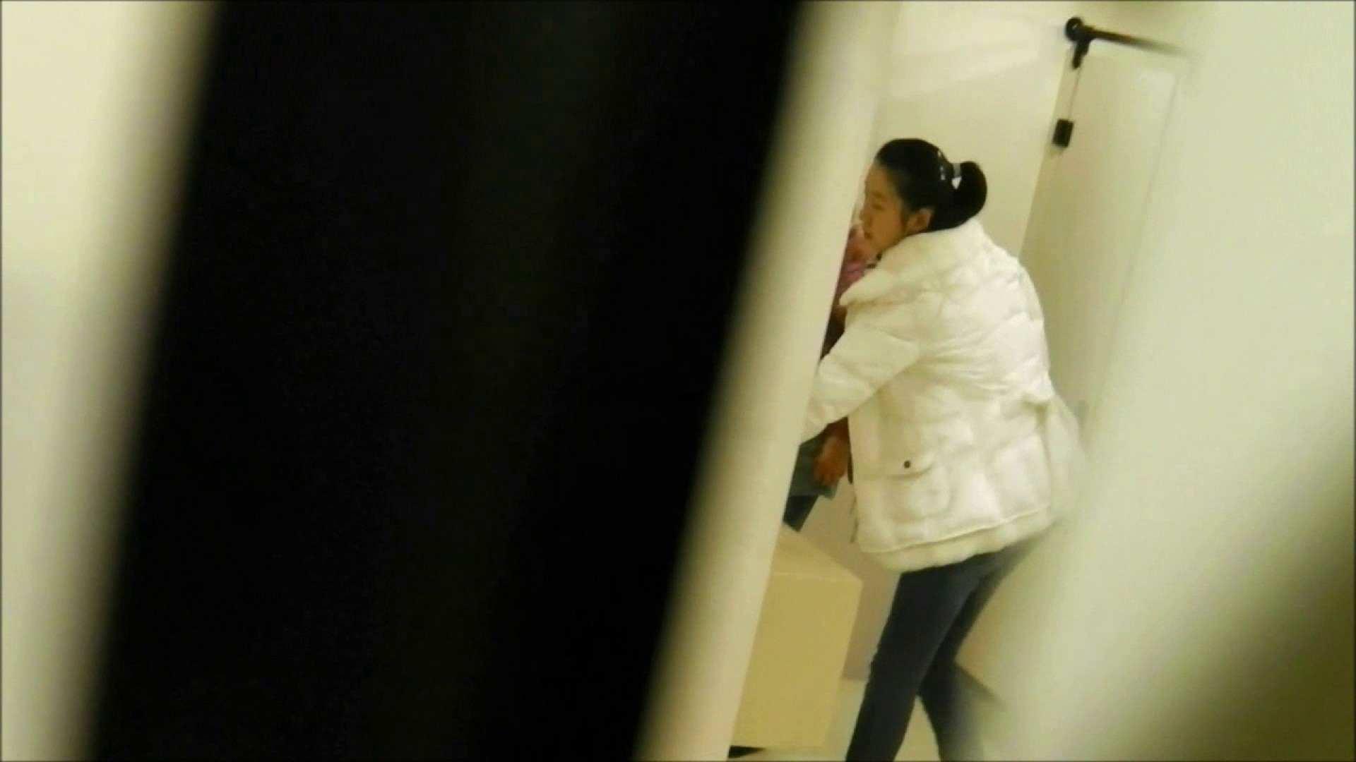 ヤリマンのオマンコ:洗面所盗撮~隣の美人お姉さんVol.18:ピープフォックス(盗撮狐)
