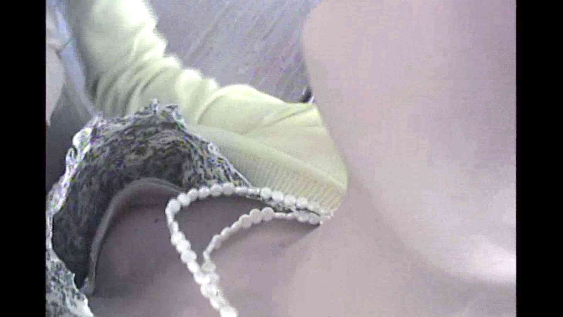 ヤリマンのオマンコ:働く美女の谷間参拝 Vol.35:ピープフォックス(盗撮狐)