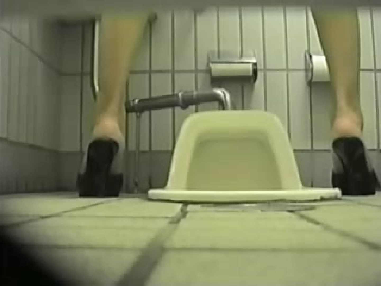 ヤリマンのオマンコ:洗面所の中はどうなってるの!?Vol.1:ピープフォックス(盗撮狐)