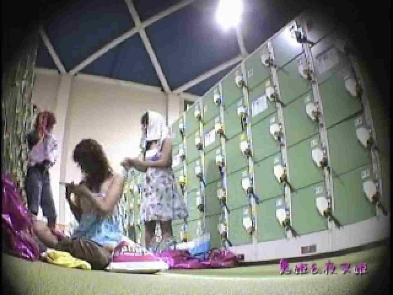 ヤリマンのオマンコ:龍虎  鬼姫&夜叉姫 プール&温泉盗撮 :ピープフォックス(盗撮狐)