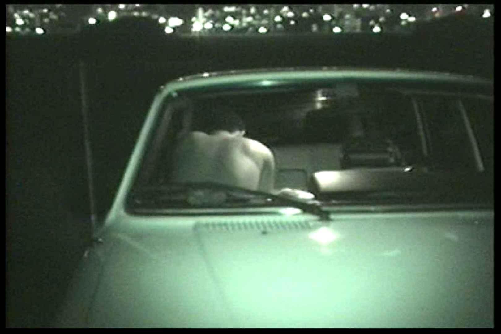 ヤリマンのオマンコ:車の中はラブホテル 無修正版  Vol.15:ピープフォックス(盗撮狐)