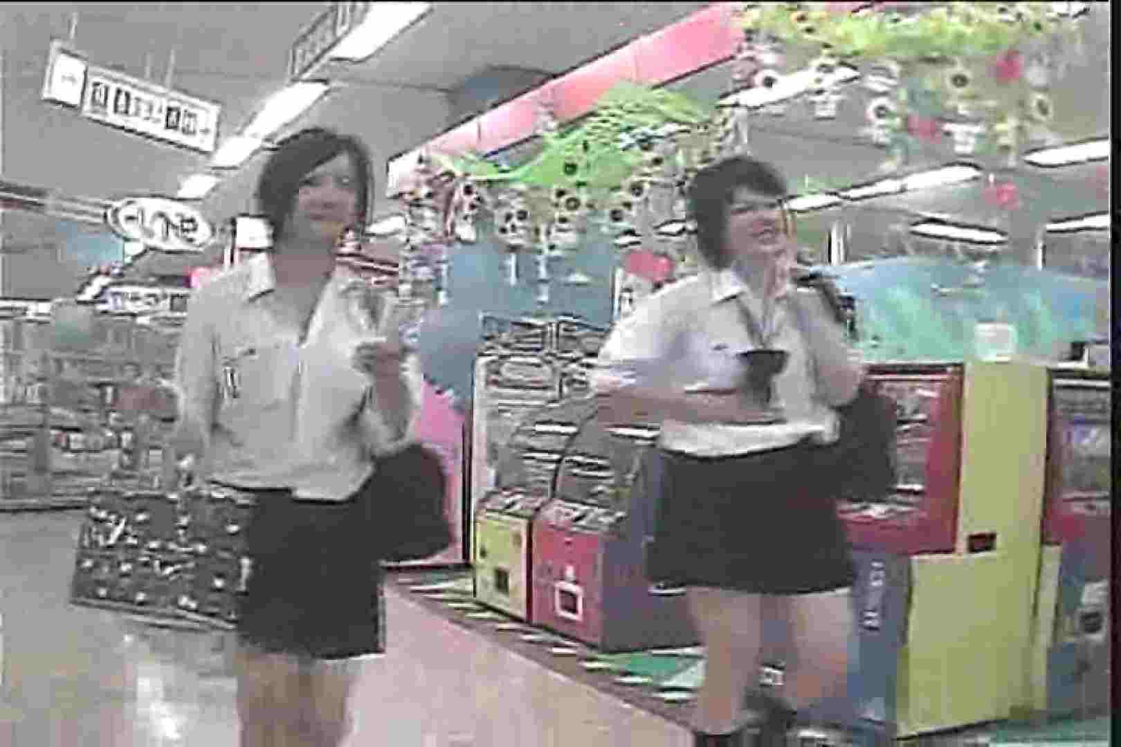 ヤリマンのオマンコ:パンチラ七変化!!Vol.17:ピープフォックス(盗撮狐)