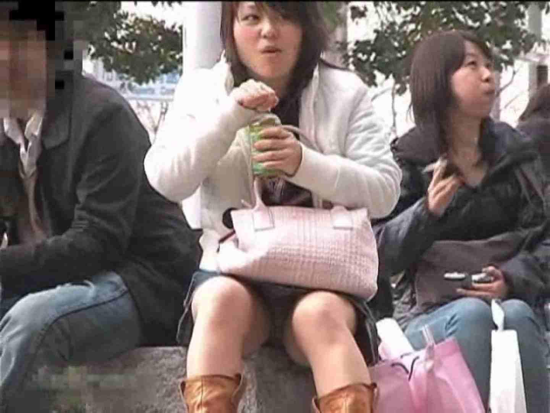 ヤリマンのオマンコ:パンツミセタガリーガールVol.08:ピープフォックス(盗撮狐)